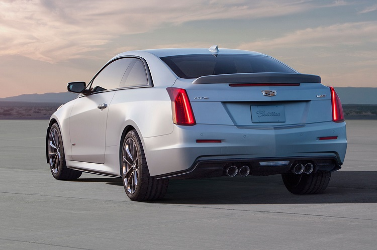 2017 cadillac ats v sedan coupe release date price. Black Bedroom Furniture Sets. Home Design Ideas