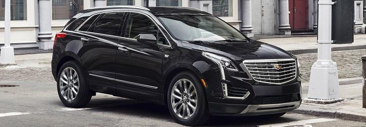 2017 Cadillac XT5 main
