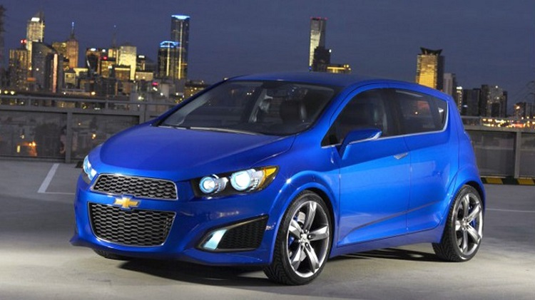2017 Chevrolet Sonic - review, redesign, changes, price