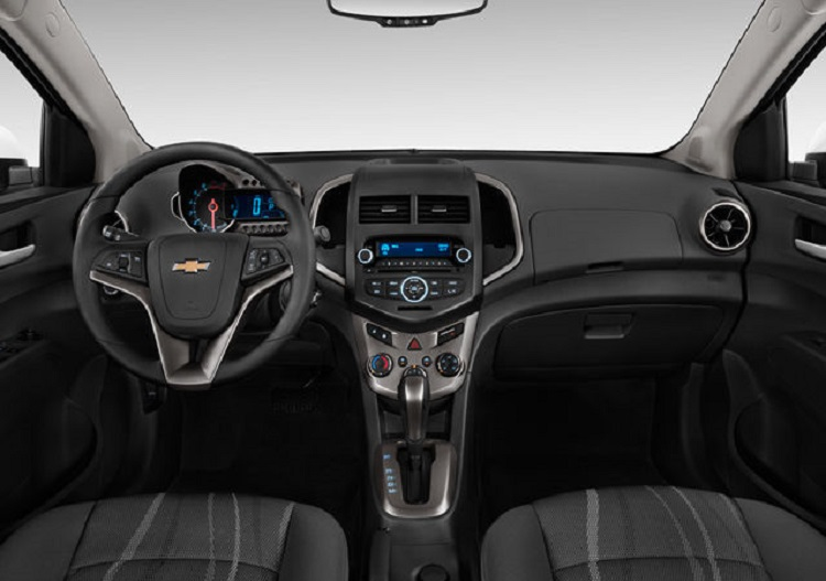 2017 chevrolet sonic review redesign changes price - 2017 chevrolet sonic sedan interior ...