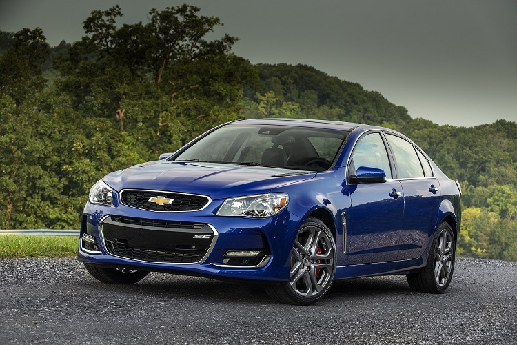 2017 chevy ss sedan redesign features price release. Black Bedroom Furniture Sets. Home Design Ideas