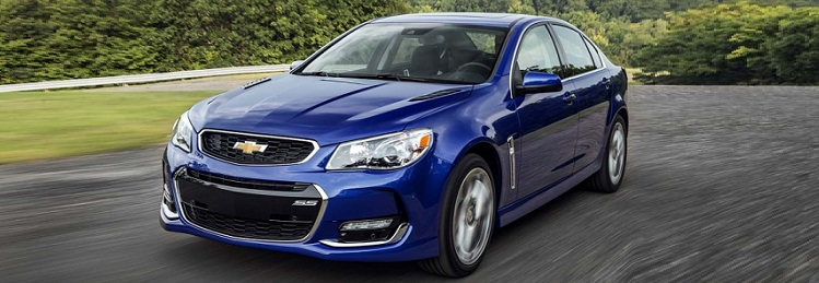 2017 Chevy SS