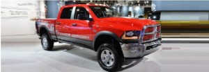 2017 Dodge Power Wagon