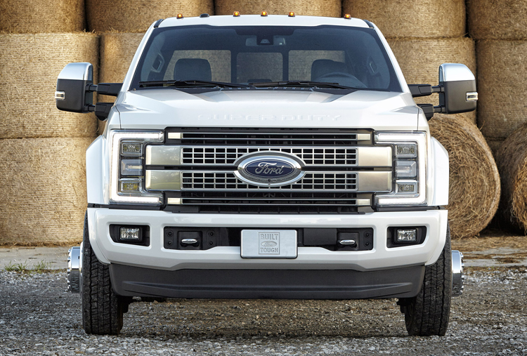Ford F  King Ranch Super Duty Platinum Price