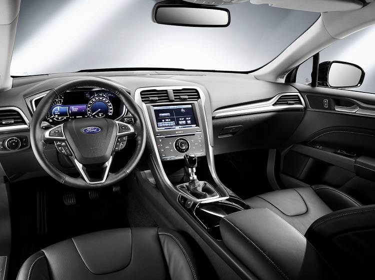 2017 Ford Falcon interior