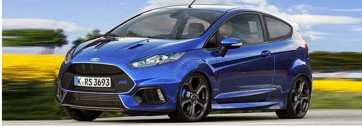 2017 Ford Fiesta RS