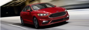 2017 Ford Fusion ST main