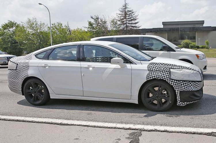 2017 Ford Fusion ST
