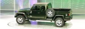 2017 Jeep Pickup Truck