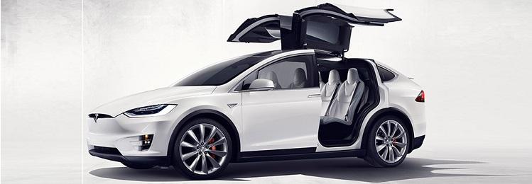 2017 Tesla Model X main