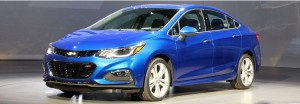 2017 Chevrolet Cruze main