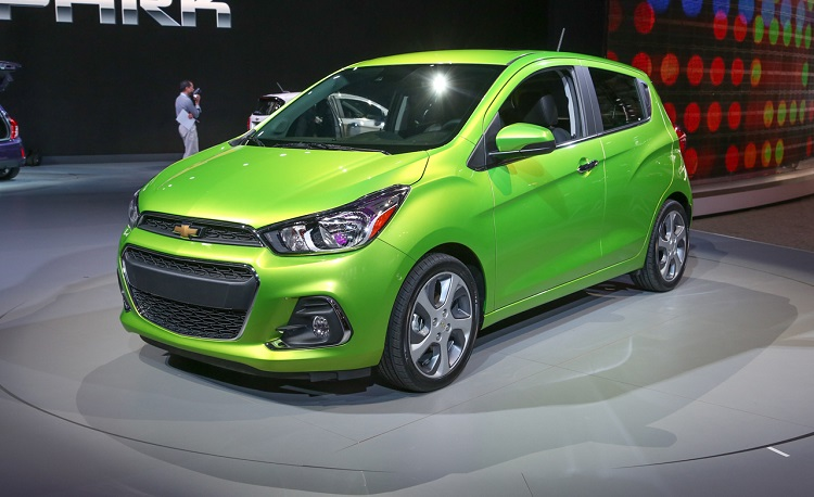 2017 chevrolet spark ev redesign changes features price. Black Bedroom Furniture Sets. Home Design Ideas