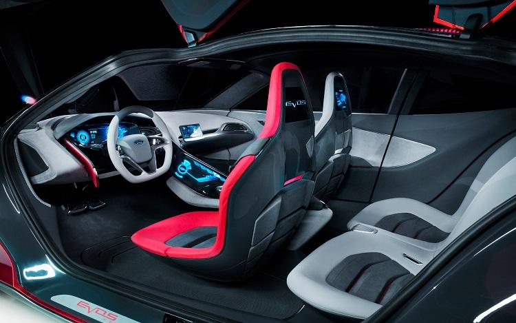2017 Ford Evos - price, concept, production, design