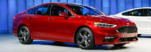 2017 Ford Mondeo main