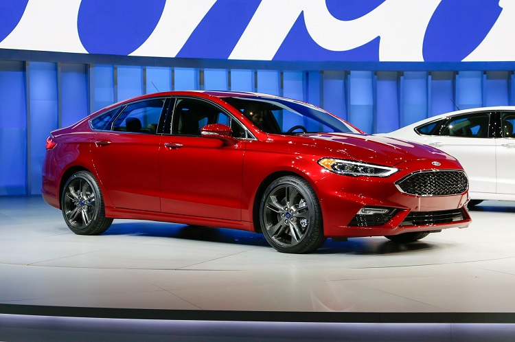 2017 ford mondeo refresh wagon sport changes. Black Bedroom Furniture Sets. Home Design Ideas