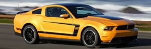 2017 Ford Mustang Boss 302S main