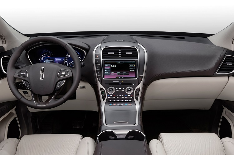2017 lincoln mkx suv changes review release date specs. Black Bedroom Furniture Sets. Home Design Ideas