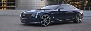 2017 Cadillac LTS