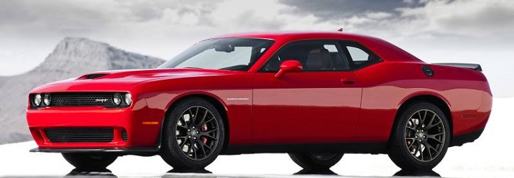 2017 Dodge Challenger main