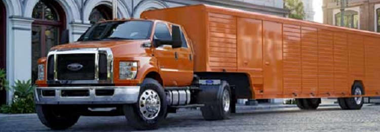 2017 Ford F-750