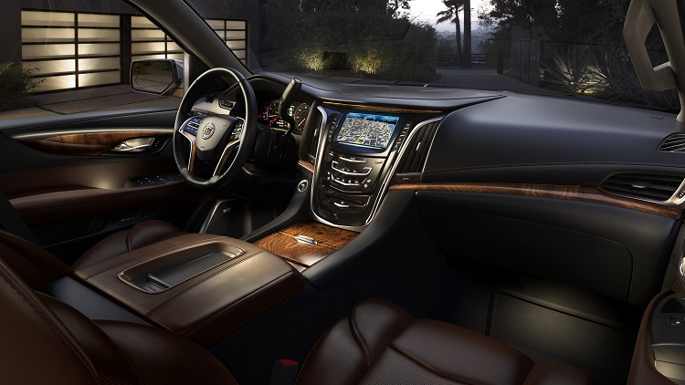 2018 Cadillac Escalade Changes Esv Ext Interior V