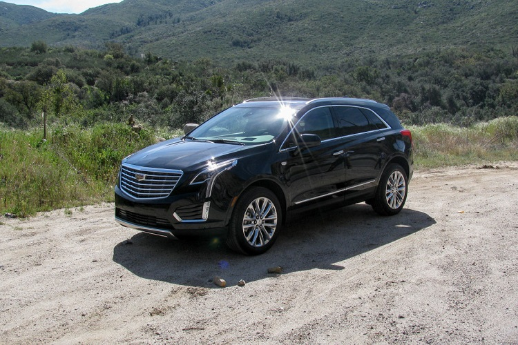 2018 Cadillac XT5 - changes, review, price, release date