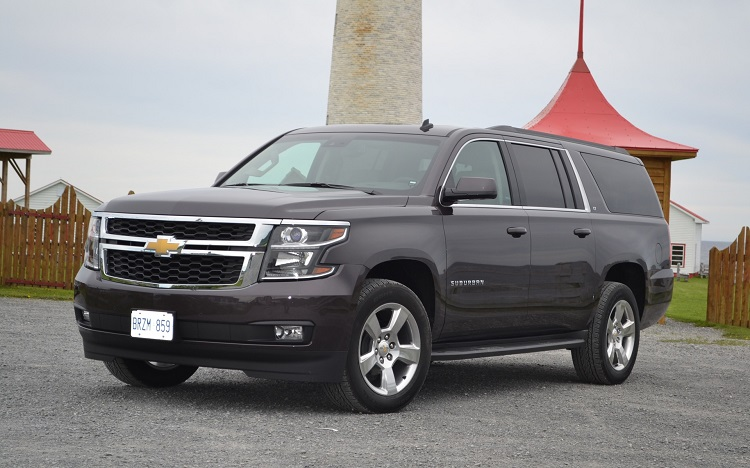 2018 chevrolet suburban interior changes platform price. Black Bedroom Furniture Sets. Home Design Ideas