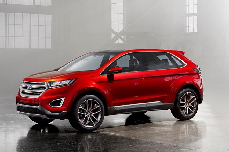 2018 ford edge sport redesign changes price engine. Black Bedroom Furniture Sets. Home Design Ideas