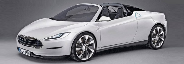 2020 Tesla Roadster main