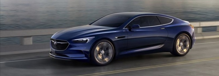 2021 buick riviera might come to china