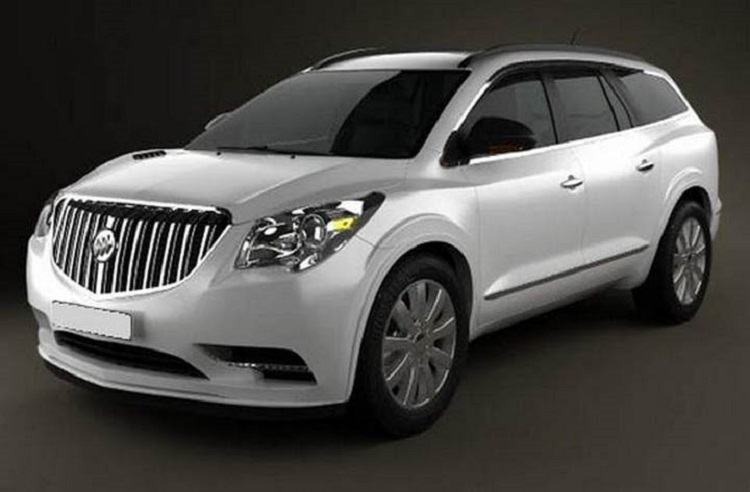 2017 buick enclave redesign 2017 2018 best cars reviews. Black Bedroom Furniture Sets. Home Design Ideas