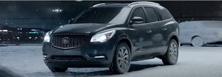 2018 buick enclave redesign changes engine price. Black Bedroom Furniture Sets. Home Design Ideas