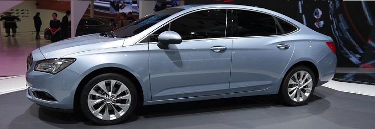 2018 Buick Verano