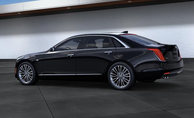 2018 Cadillac CT6 - specs, changes, engine, price