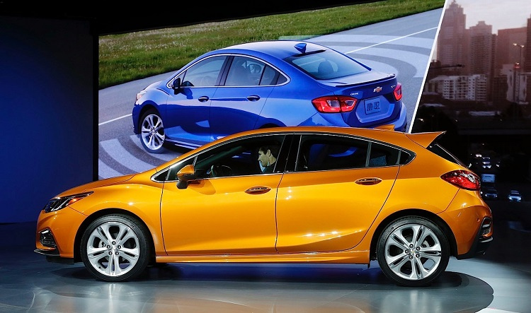 2018 Chevrolet Cruze Redesign Changes Release Date Price