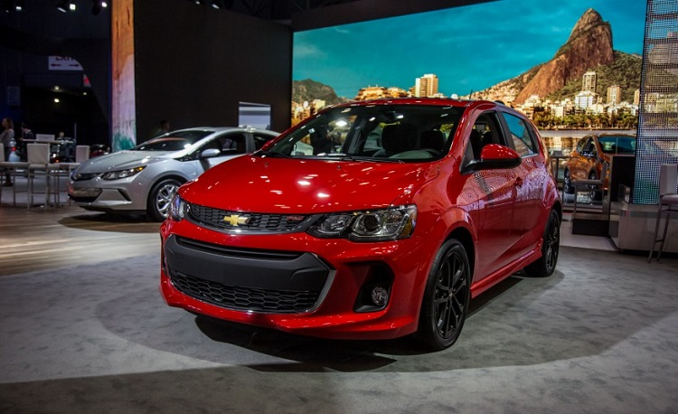 2018 chevrolet sonic. interesting 2018 2018 chevrolet sonic front view to chevrolet sonic h