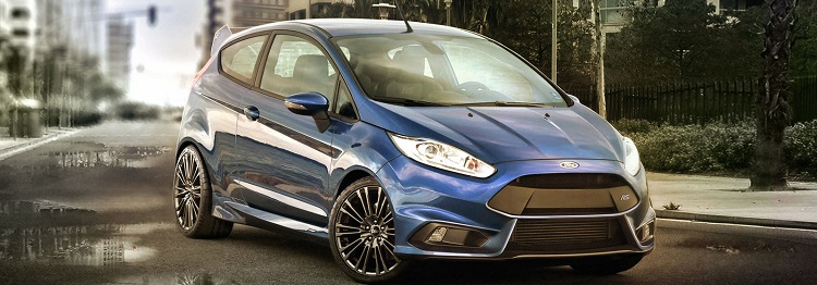 2018 Ford Fiesta RS