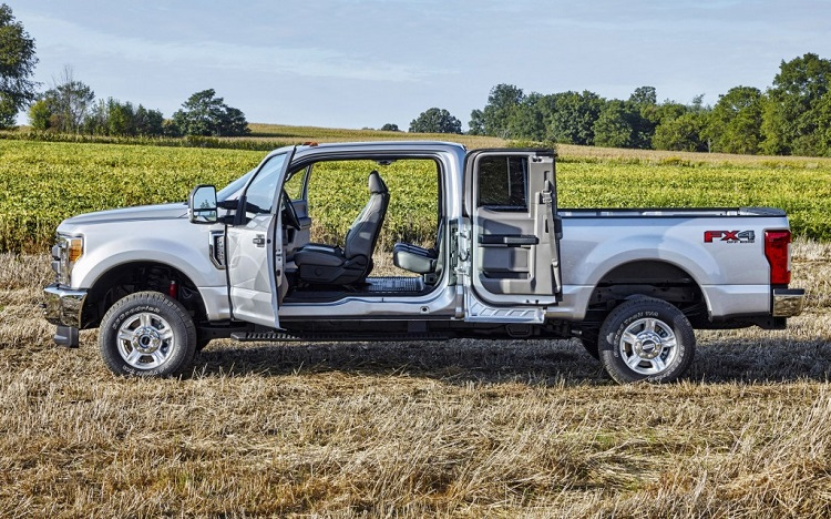 2018 Ford Super Duty - specs, engine, release date, features