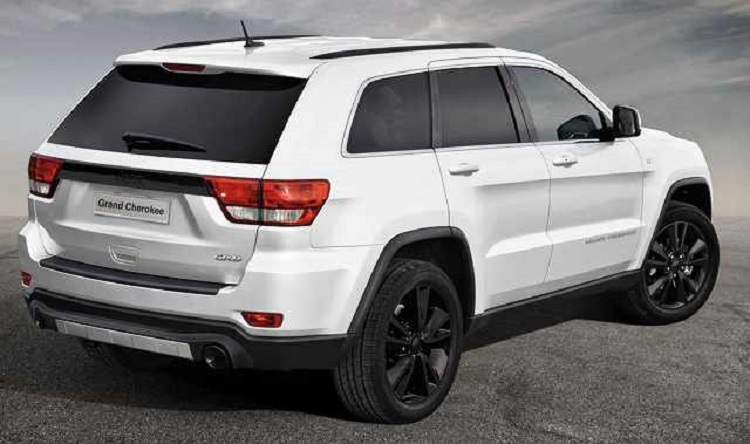 2018 jeep grand cherokee redesign hellcat trackhawk srt. Black Bedroom Furniture Sets. Home Design Ideas