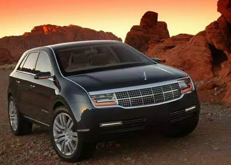 2018 lincoln aviator reviving design features engine. Black Bedroom Furniture Sets. Home Design Ideas
