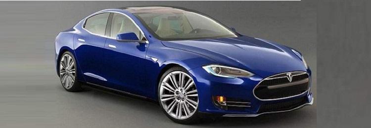 2018 Tesla Model 3 main