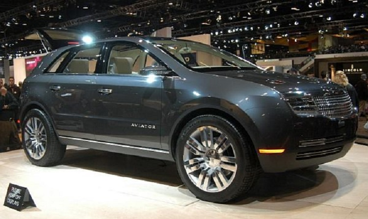 2017 Lincoln Aviator