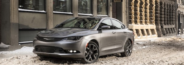 2018 Chrysler 200
