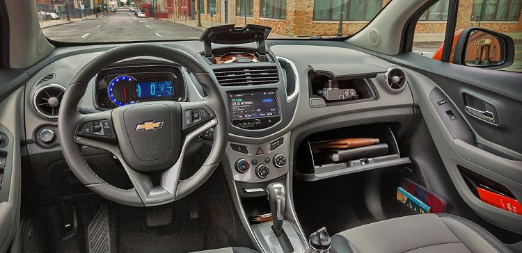 2018 Chevrolet Trax Changes Redesign Release Date Price Specs