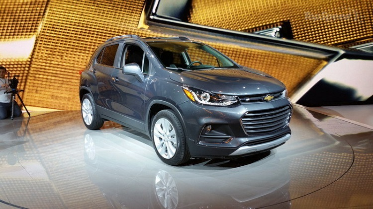 2018 chevrolet trax changes redesign release date price specs. Black Bedroom Furniture Sets. Home Design Ideas