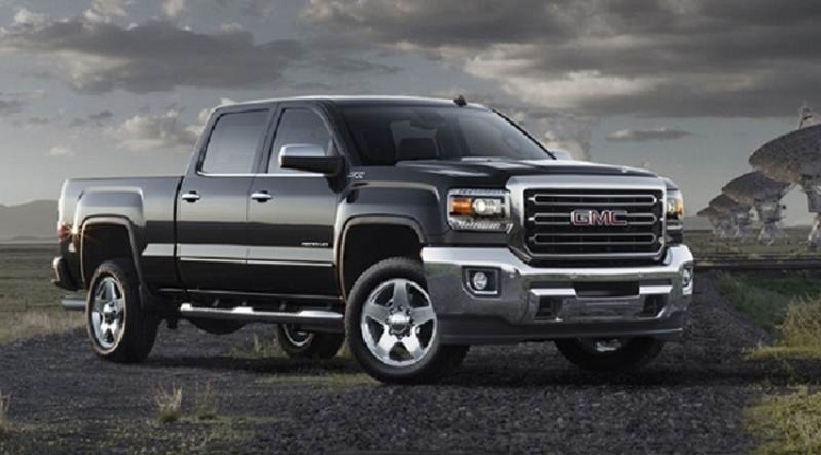 2018 GMC Sierra 2500 - HD, review, redesign, engine, changes