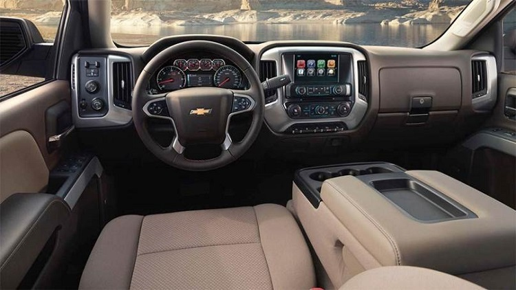 2018 Chevrolet Silverado - refresh, changes, 1500, price ...