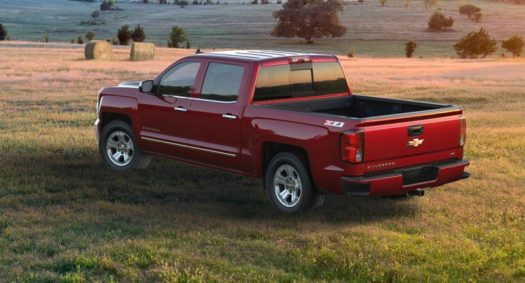 2018 Chevrolet Silverado - refresh, changes, 1500, price, colors ...