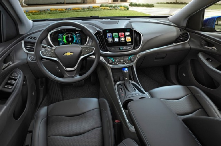 2018 Chevrolet Volt - review, engine, specs, release date ...