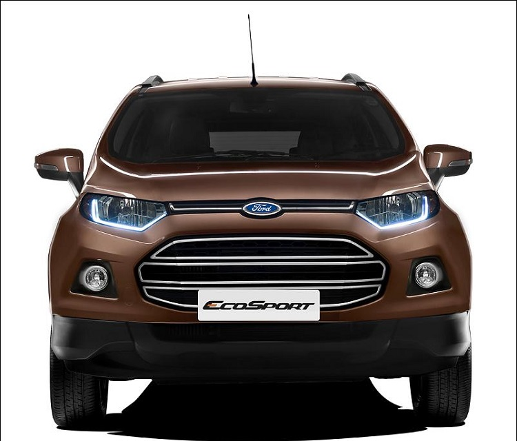 Ford Ecosport Interior Top View: Facelift, Changes, Engine, Release